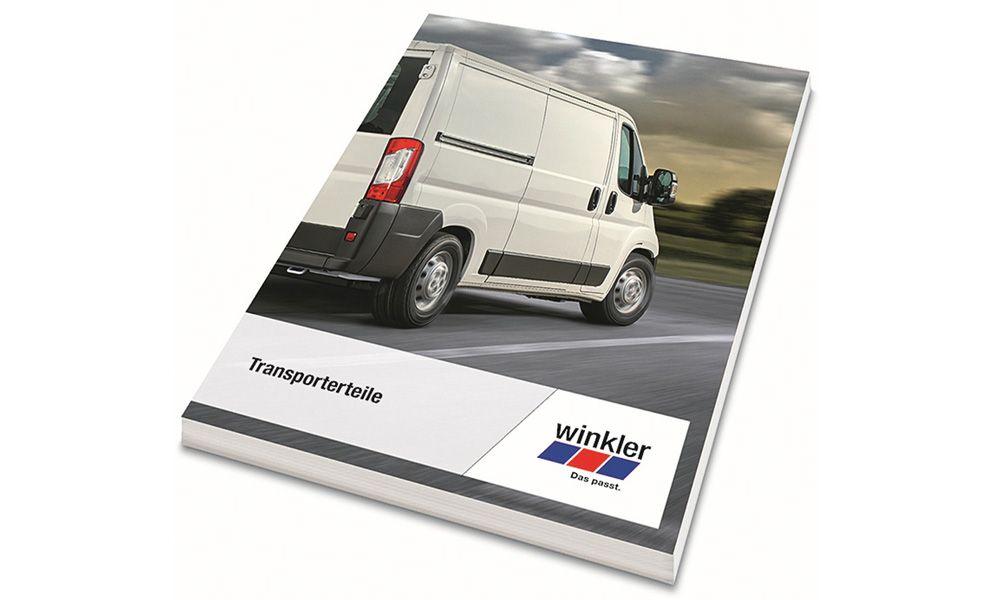 Winkler Nutzfahrzeug-Teile Katalog