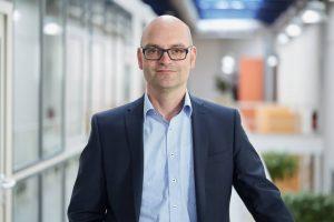 Michael Vennemann, Vertriebsleiter Zentraleuropa bei Europart in Hagen