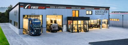 Partnerkonzept speziell für Nutzfahrzeugreifen-Profis