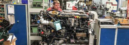 Motoreninstandsetzer im Wandel der Zeit
