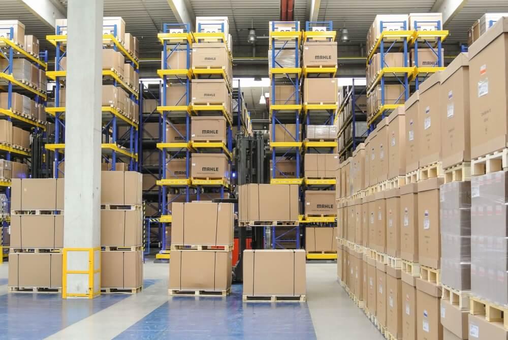 Europazentrale für Verwaltung, Vertrieb und Logistik von Mahle Aftermarket