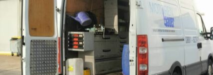Mobiler Motoren-Service