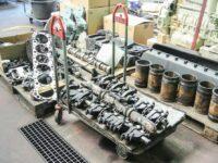 Spezialisierte Motoreninstandsetzung