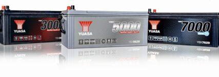Neue Batterie-Baureihe für hohe Ansprüche