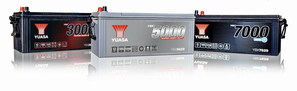 Batterien von GS Yuasa