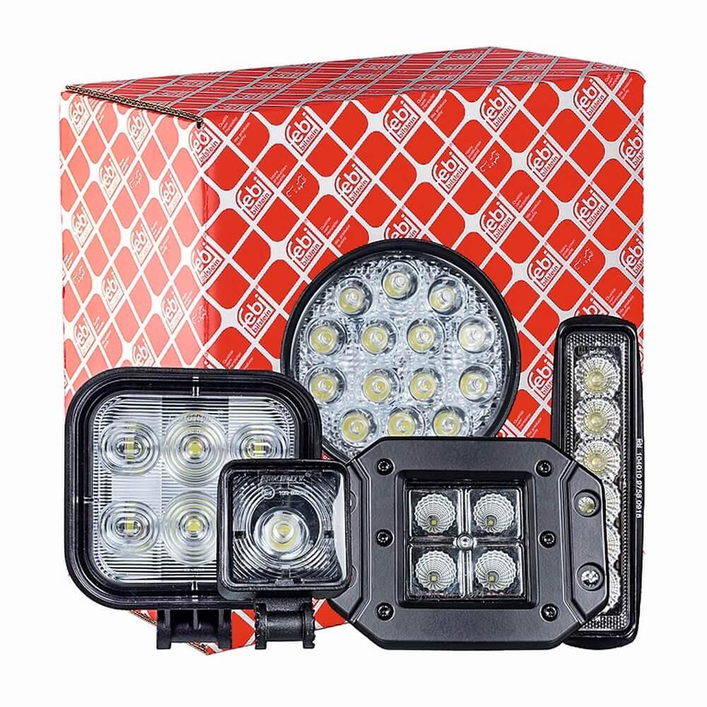 LED-Leuchten-Sortiment von Febi