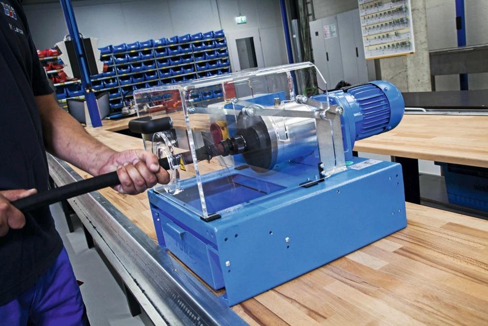 Hydraulikschlauch-Fertigung von Winkler