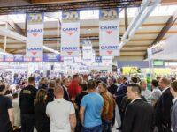 Neuer Standort der Carat-Messe