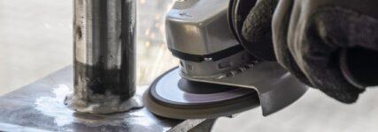 Winkelschleifer: Stets den optimalen Schliff