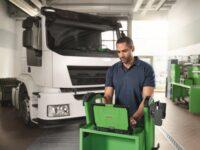 Diagnosetester KTS Truck von Bosch