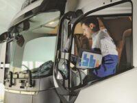 Update für IDC5 Truck-Software