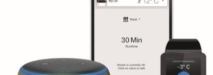 Standheizung per Alexa steuern