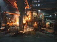 Gießerei und Montagelinie von Sattelkupplungen