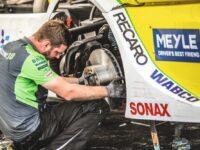 Meyle testet Bremsenperformance an Racing Trucks