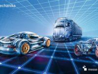 KRAFTHAND-Truck unterstützt die Automechanika 2020