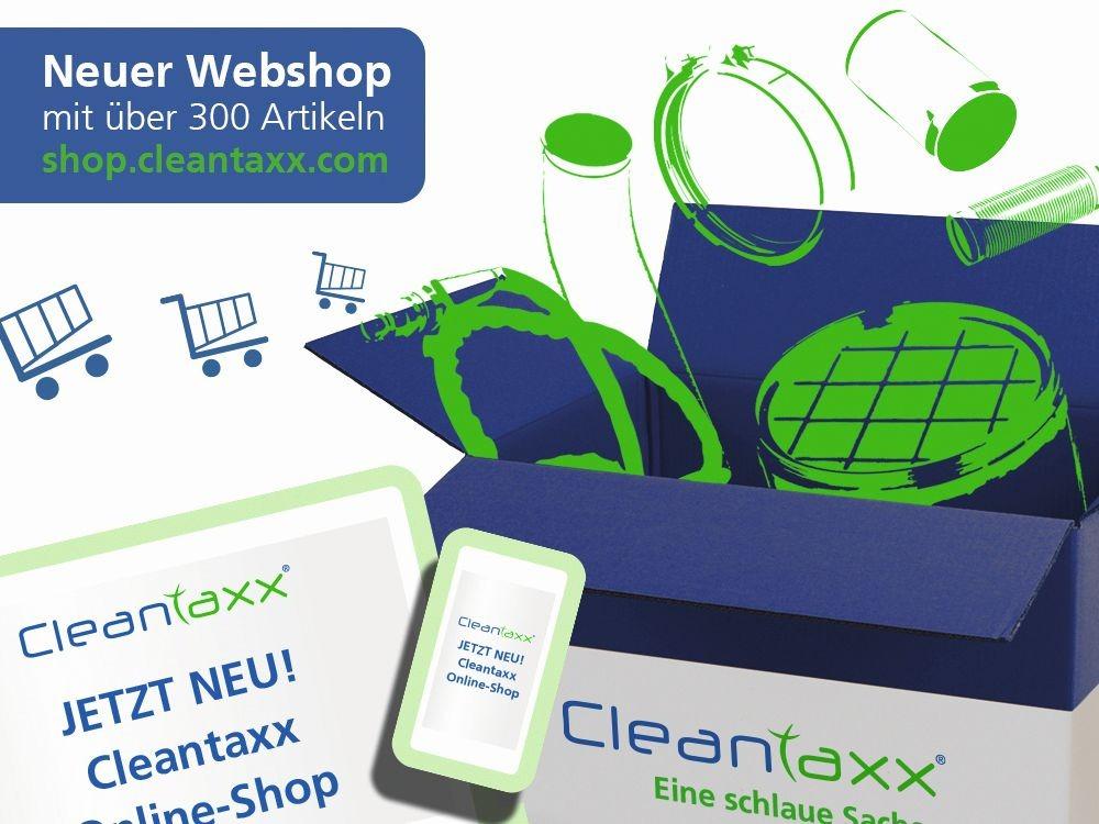 Webshop von Cleantaxx