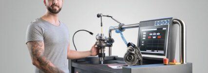 Turbolader schnell und sicher kalibrieren