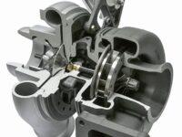 Turbolader für fünf bis 16 Liter Hubraum