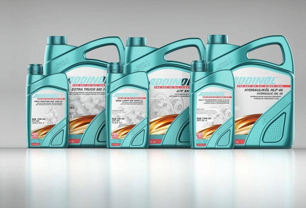Motorenöl der Addinol 'Professional'- Serie