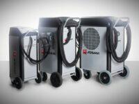 Flüssigkeitsgekühlte Induktionserhitzer