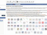 Neue Plattform für direkten Zugriff auf Original-Ersatzteilkataloge