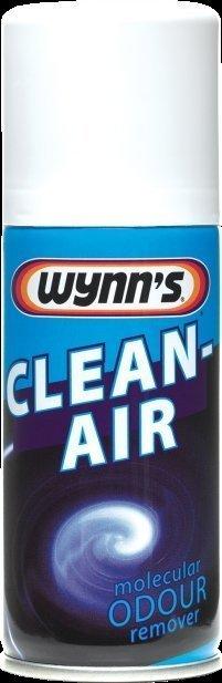 39 clean air 39 von wynn 39 s minze duft statt schlechten geruch im auto krafthand. Black Bedroom Furniture Sets. Home Design Ideas