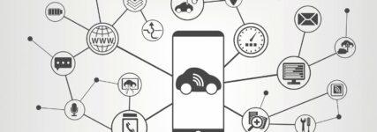 Vernetzung Social Media