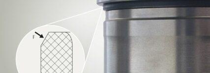 Nut in der Zylinderlaufbuchse, MS Motorservice