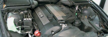 Sekundärluftventil, Motor