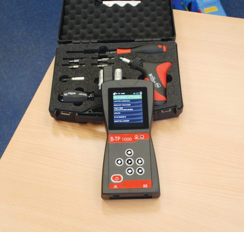 RDKS-Tool + Werkzeugkoffer
