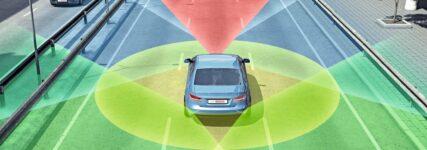 Umfelderkennung, Radar- und Lidarsensoren