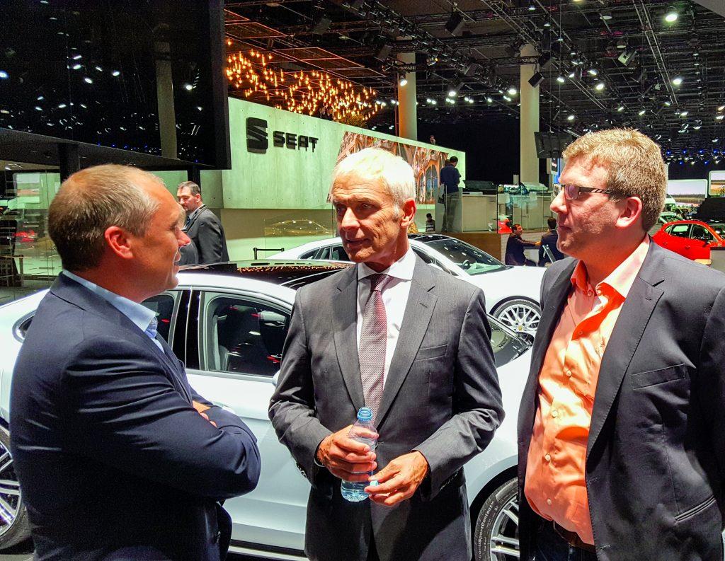 Interview, VW-Chef Matthias Müller