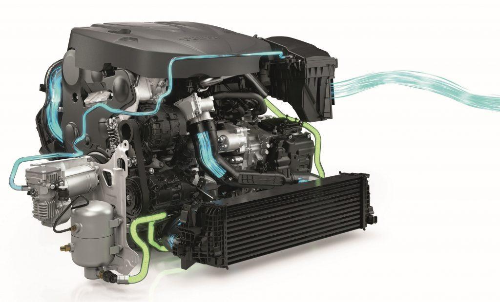 D5-Dieselmotor
