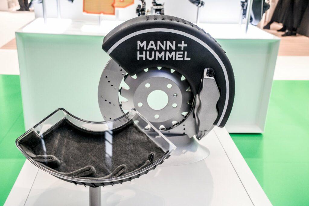 Bremspartikelfilter, Mann+Humel