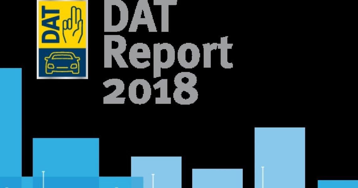 Coverbild des DAT-Report 2018