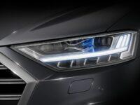Lichtkonzept von Hella im Audi A8