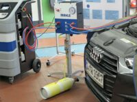 Recovery Only Unit, Mahle