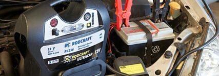 Rodcraft Starthilfe